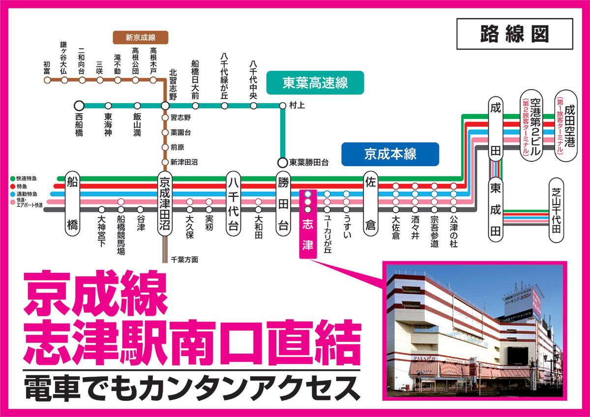 路線MAP